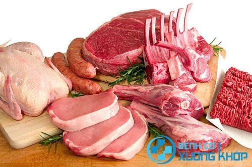 Nên bổ sung protein trong mỗi bữa ăn