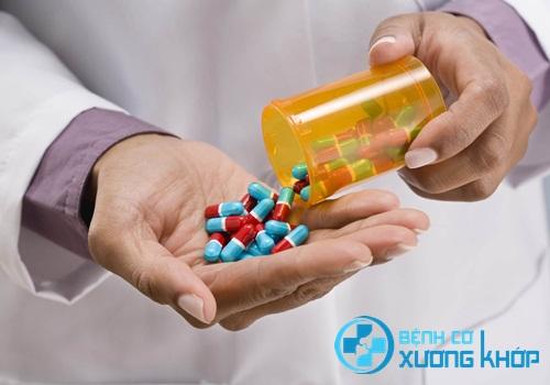 Không dùng đủ thuốc, đủ liều phối hợp theo chỉ định của bác sĩ