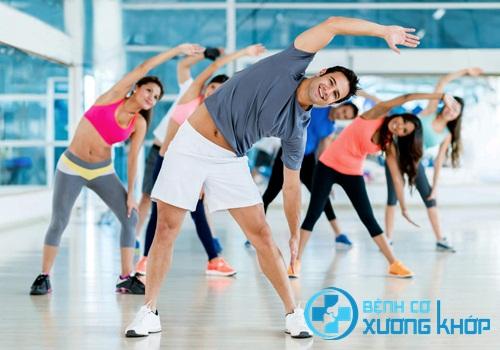 Luyện tập thể dục thường xuyên là một trong những biện pháp phòng bệnh