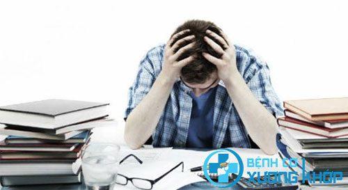 Các triệu chứng của bệnh suy nhược cơ thể thường gặp