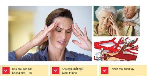 5 dấu hiệu nhận biết bệnh thiếu máu não chính xác