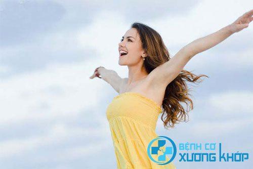 Giữ tinh thần thoải mái sẽ giúp bệnh suy nhược cơ thể thuyên giảm