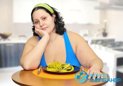 Đảm bảo cân nặng ổn định, không nên quá béo