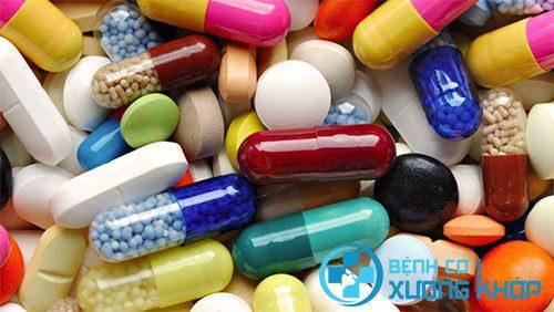 Thuốc kháng sinh - thủ phạm gây dị ứng
