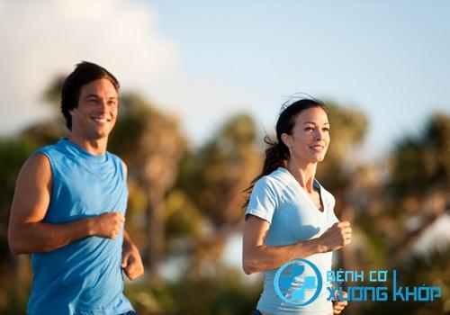 Tăng cường luyện tập thể dục thể thao chính là một biện pháp dự phòng loãng xương