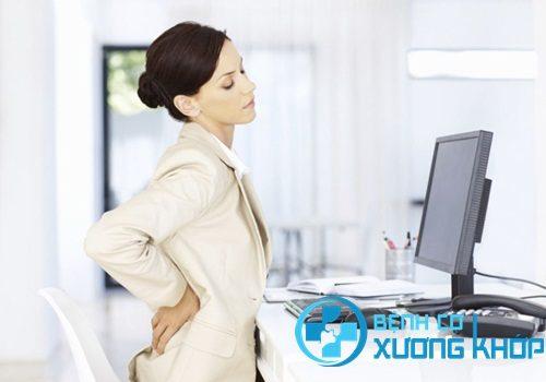 Cách xoa bóp bấm huyệt chữa đau lưng đơn giản nhưng hiệu quả