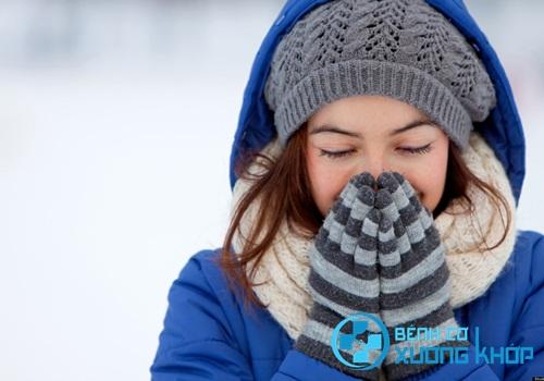 Tăng cường giữ ấm cho cơ thể trong mùa Đông về