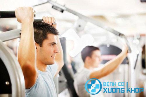 Chăm thể dục thể thao là cách phòng ngừa bệnh mất ngủ ở nam giới hiệu quả