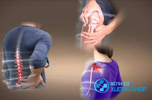 Khám phá chế độ dinh dưỡng hợp với người bị bệnh cơ xương khớp