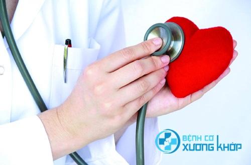 Bệnh nhân bị bệnh huyết áp cao nên cẩn thận khi uống cà phê