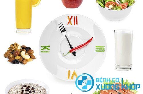 Suy nhược cơ thể nên và không nên ăn gì?