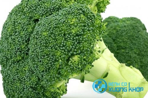 Bông cải xanh giảm dấu hiệu viêm của bệnh nhân bị bệnh khớp