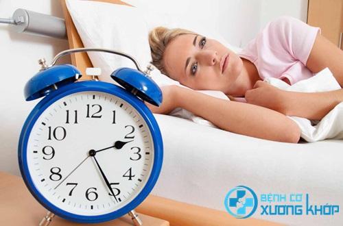Một số nguyên nhân phổ biến gây ra bệnh mất ngủ mà bạn nên biết