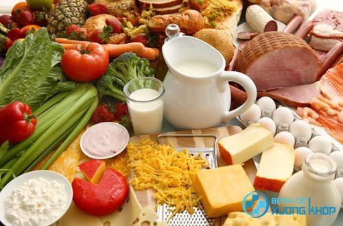 Nguyên tắc xây dựng chế độ ăn cho người bệnh đột quỵ