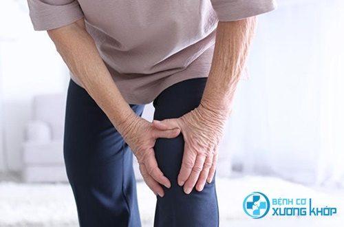 Làm gì để kiểm soát cơn đau khớp sau tết