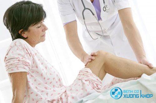 Quan tâm và chăm sóc người đau khớp ra sao?