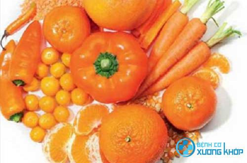 Cà rốt tốt cho người bệnh đau vai gáy