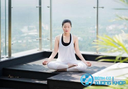 Yoga rất tốt cho sức khỏe của người bị bệnh đái tháo đường