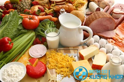 Chế độ dinh dưỡng dành riêng cho bệnh nhân bị thoát vị đĩa đệm