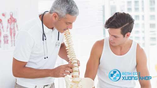 Sử dụng các phương pháp Vật lý trị liệu điều trị thoát vị đĩa đệm