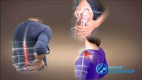 Bệnh đâu xương nguyên nhân và cách điều trị