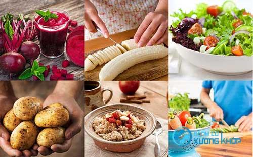 Tham khảo chế độ dinh dưỡng người huyết áp thấp cần tránh