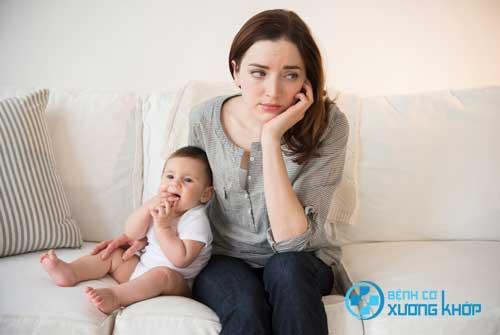 Suy nhược cơ thể sau sinh căn bệnh dễ gặp ở nhiều bà mẹ