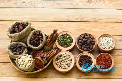 Những loại thảo mộc tốt cho người bị huyết áp cao