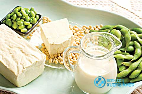 Các chế phẩm từ đậu nành cũng mang đến những giá trị nhất định cho người bệnh