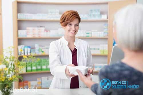 Việc sử dụng thuốc cần có sự tư vấn của các bác sĩ có chuyên môn