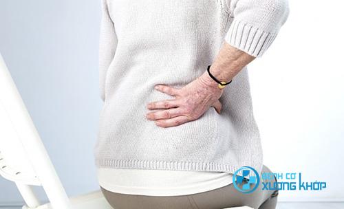 Một số phương pháp điều trị bệnh đau lưng đơn giản tại nhà