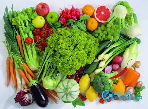 Một chế độ ăn nhiều thực phẩm xanh rất tốt cho người ao huyết áp
