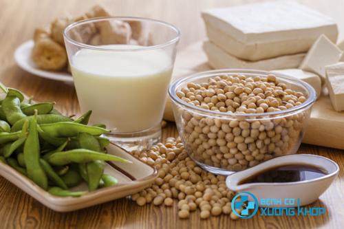 Đậu nành dưỡng chất phù hợp cho những người bệnh tim mạch