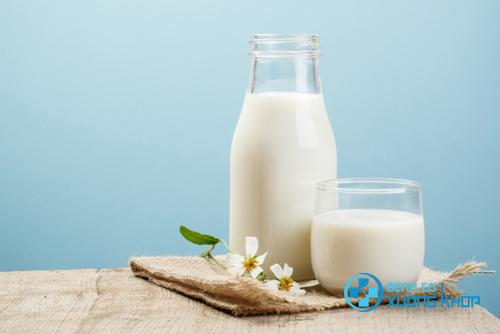 Sữa một thực phẩm tốt cho hệ xương khớp