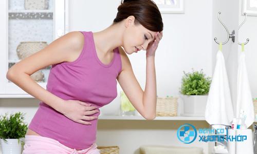 Bị đau dạ dày trong lúc mang thai mẹ bầu nên làm gì?