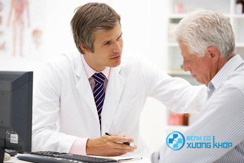 Bệnh nhân nên đến các trung tâm Y tế để thăm khám và điều trị