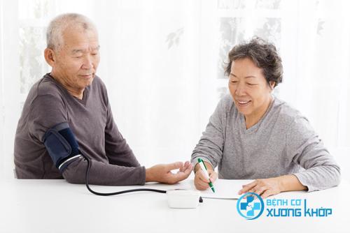 Trước khi đo huyết áp cần tránh những gì?