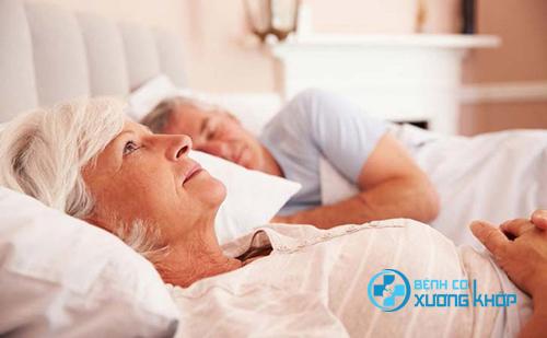 Mất ngủ là một trong những nguyên nhân khiến người mắc bệnh tiểu đường giảm ham muốn tình dục