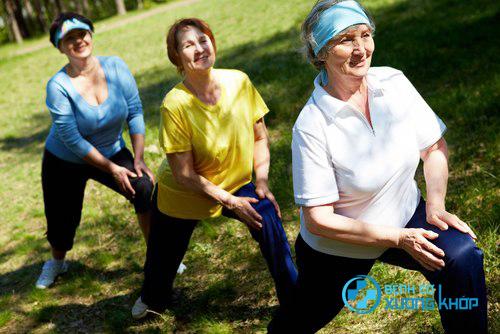 Vận động giúp người mắc bệnh tim mạch cải thiện tình trạng sức khỏe