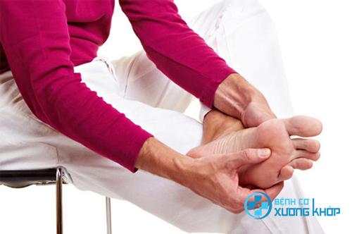 Tìm hiểu về bệnh giả gout