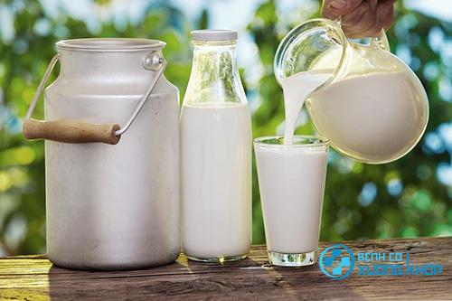 Một số loại sữa mẹ bầu mắc bệnh đái tháo đường thai kỳ có thể sử dụng