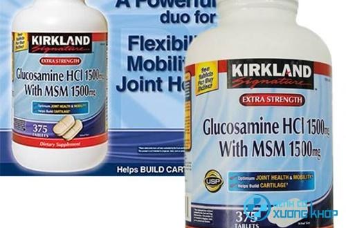 Tác dụng của glucosamin là gì?