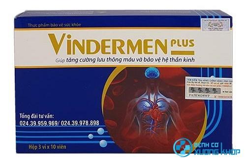 Tác dụng của thuốc Vindermen Plus trong điều trị bệnh cơ xương khớp