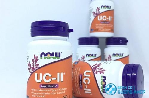 Thành phần và công dụng thuốc UC – II là gì?