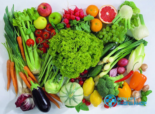 Duy trì chế độ dinh dưỡng hợp lý để điều trị bệnh mất ngủ