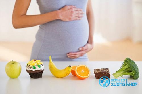 Những thực phẩm tốt cho bà bầu trong thời kỳ mang thai