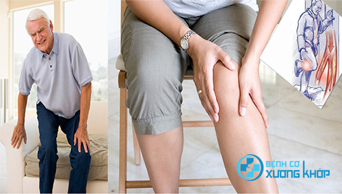 Người già thường là đối tượng mắc bệnh giả gout nhiều nhất