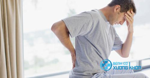 Tiềm ẩn nhiều căn bệnh nguy hiểm từ chứng đau lưng
