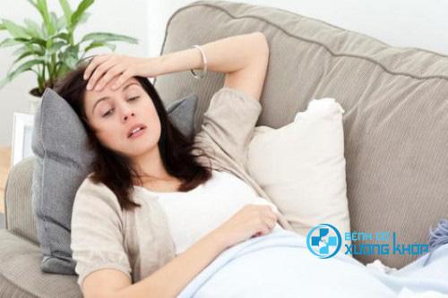 Phương pháp điều trị chứng mất ngủ khi mang thai và sau khi sinh nở