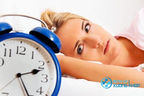 Tìm hiểu những nguyên nhân gây nên mất ngủ